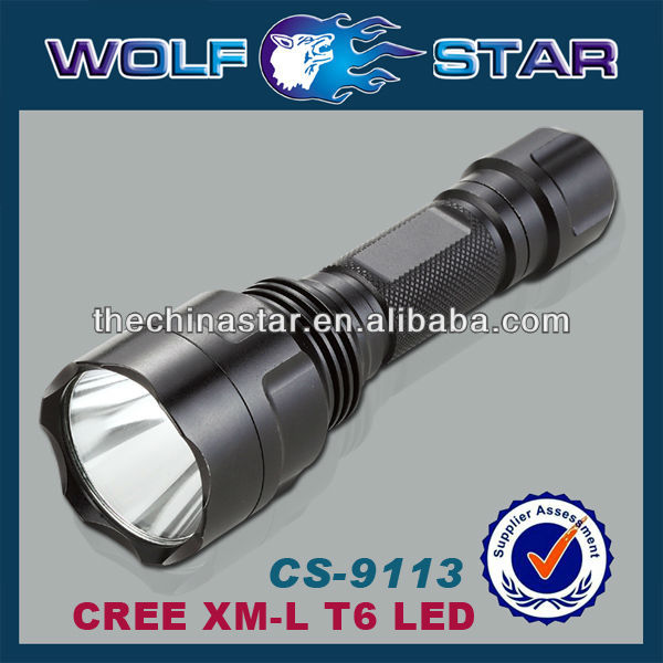 High Power Aluminum CREE T6 LED Weapon Light