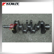 Forged Steel Alloy Steel Cast Iron Crankshaft For Mitsubishi Pickup K74T L200 K94 Pajero Montero V44 4D56 MD102601 MD374408