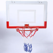 Kids Mini PC Basketball Backboard with Pump and Basketball for Kids
