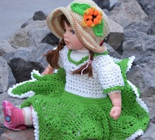 India boutique clothing celebrity boutique dress fashion crochet baby dress