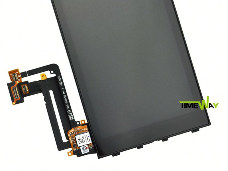 Wholesale hot sale for blackberry bb z10 lcd with digitizer