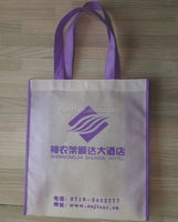 cheap fashion shopping bag non woven/ new style pp non woven shopping bag with handle/ metallic promotional tote bags
