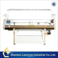 3d bed knitting machine flat beds knitting