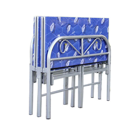Cheap Folding Single Bed With Bed Sheet Buy Cheap