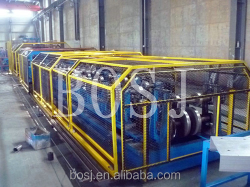 Steel Tile Type and Tile Forming Machine,Ventilated or Perforated Trough Type cable tray roll forming machine