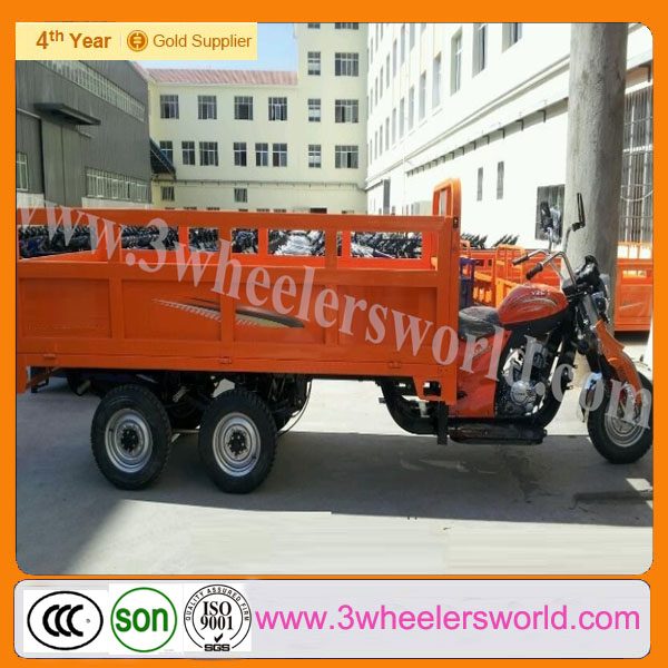 China 2014 new design load 3 ton cargo tricycle with seven big wheels for adults/ go kart diesel / surplus trucks