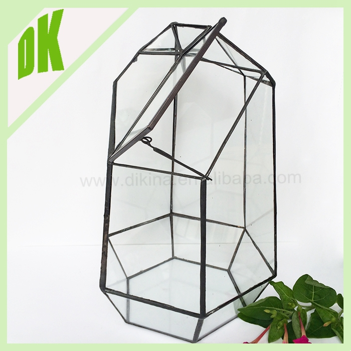 > = 100shapes New Clear Hydroponics Hanging Glass Vase With Hook Candle Holder Terrarium || Bulk Chinese wholesale murano glass
