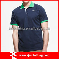 Mens High Quality Polo T Shirt Cotton Polo T-Shirt