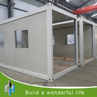 foldable flat pack prefab shipping container homes for sale