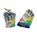 Candy bread bags packaging with twist cable ties