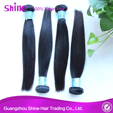 hot sale wholesale remy supreme hair weave straight