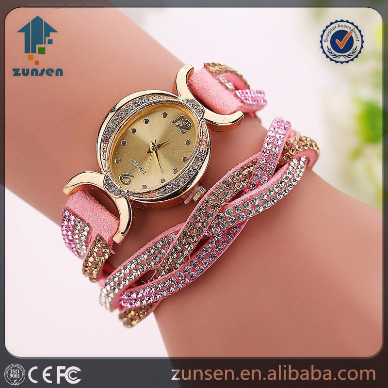 Hot Sale Luxury Rhinestone Bracelet Women Watch Ladies Quartz Watch Women Wristwatch Relogio Feminino Montre Femme Reloj Mujer