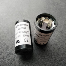 145-174mfd 250v cd60 motor start capacitor sh water pump capacitor