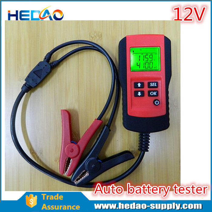Auto Battery Tester battery analyzer