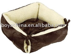 Promotional top quality sofa pet bed and Personality dog bed