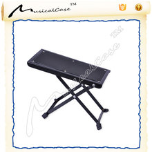 Wholesale oem lron and durable best guitar foot rest / sheet music stand / music stand