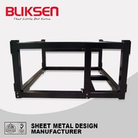 Customized sheet metal solar panel mounting frames/brackets