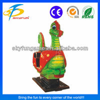Seater Dragon manufacturer children electric swing machine good quality