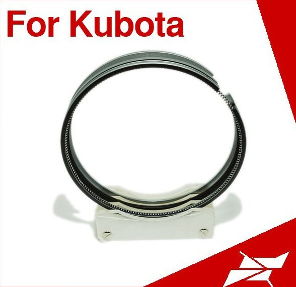 Piston ring and tractor spare parts for Kubota diesel engine V2203