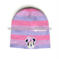 kids winter hot sell knitting hat and cap