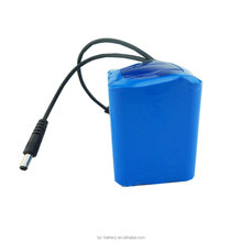 BZ 18650 11.1V 6000mAh 3S3P cylindrical battery pack for E-bike