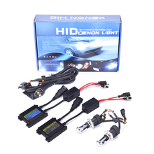 35W HID Xenon Kit 3000k Slim Ballast HID Kit Wholesale Car HID Conversion for VW
