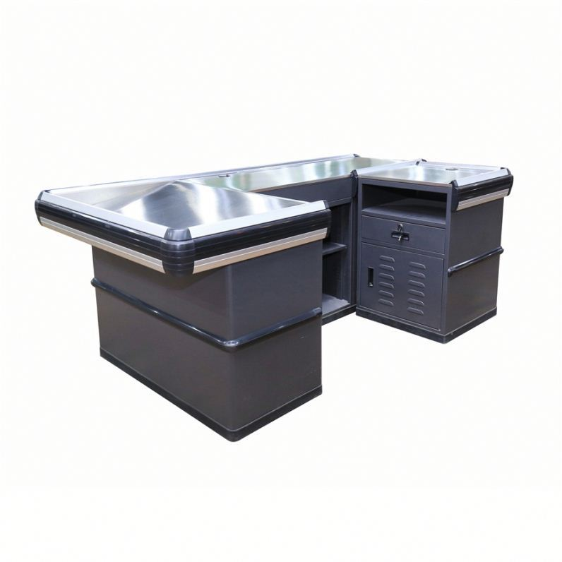 Ownace china supplier supermarket cashier counter table