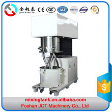 XJB JCT dough mixer with whisk /beater/spiral and bowl for glue and cosmetic