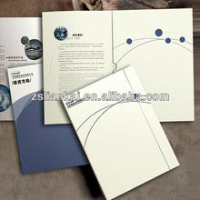 Custom printing brochure/pamphlet/manual
