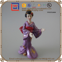 Funny Cartoon Custom Resin Figurine Gypsum Statue