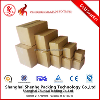 Customized and design carton packing box