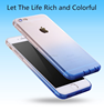 2017 new design hot selling slim Ultra case pc tpu case for iphone 7 7s