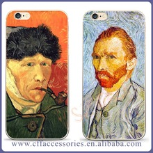 Classic Art Collection Phone Case for iPhone Range Famous Artist Painting Phone Color Drawing TPU Back Cover