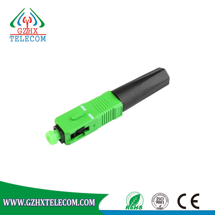 Wholesale Supply SC fiber optic fast connector with SC/APC type