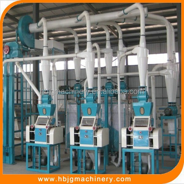 Flour Mill Plant, Wheat Flour Mill Price, Wheat Flour Grinding Machine With Low Price