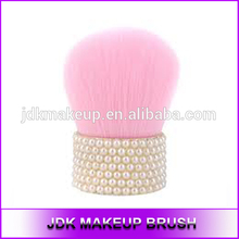 21 Fashion Peal Handle Pink Kabuki Brush