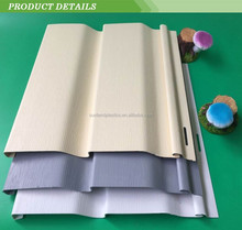 High Quality PVC Vinyl Siding Decorative PVC wall Panels From China Producer