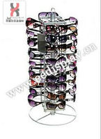 Metal Detachable Stand Sunglasses Display With Silver