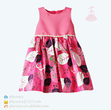 baby fashion dress girl princess flower girl dress of 2-11 years old