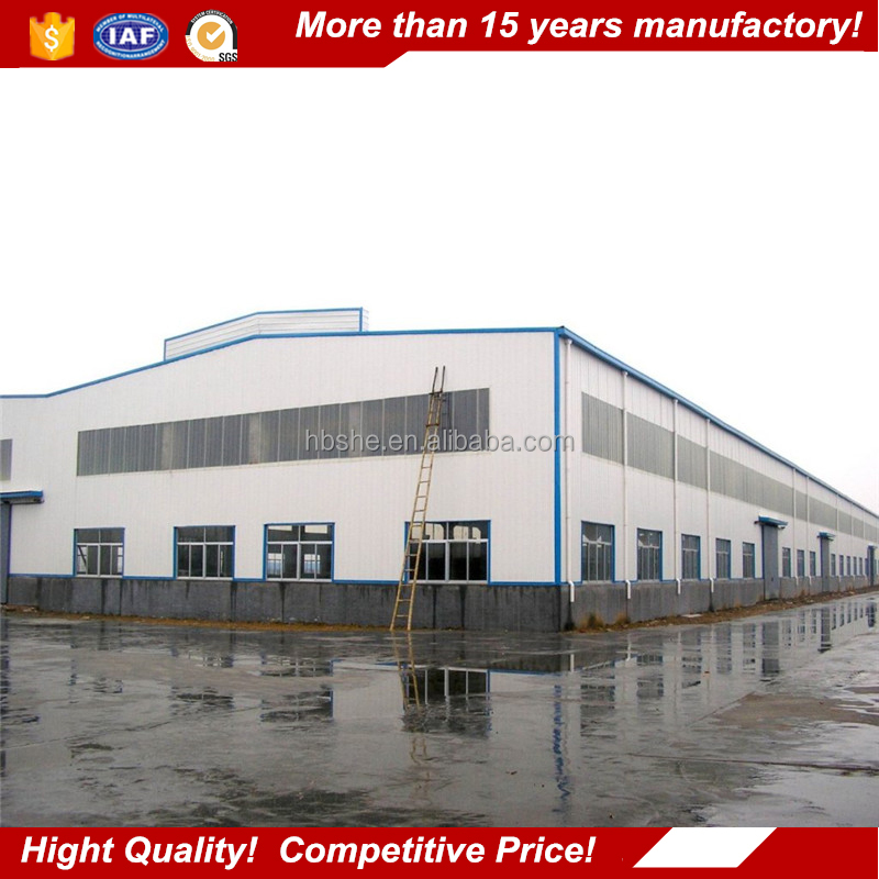 pre fabricated buildings / steel structure warehouse