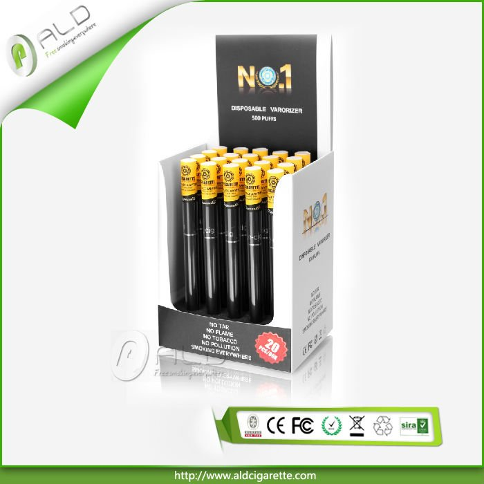 Promotional Product 800 Puffs E Cigarette Retail Display