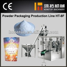 Quality assurance full automatic fine powder packing machinery