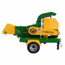2017 CE Efficient Used Industrial Wood Chipper Shredder
