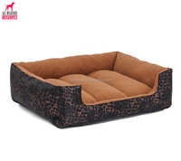 all removable detechable super comfy wateproof dog bed for pet sleeping
