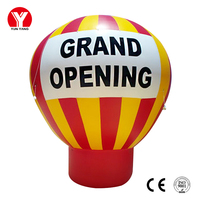 Giant inflatable advertising balloon, inflatable playground balloon