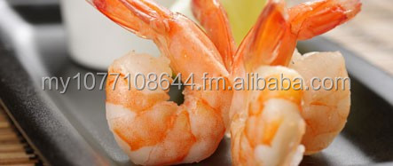 Pacific White Shrimps- Vannamei