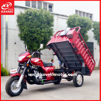Chinese manufacturer differential for motor large capacity loncin motorcycle groceries carrier Benin