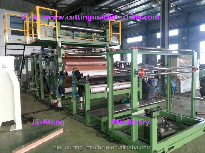 Solvent Based Glue Laminating Machine for Film and Fabric