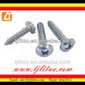 factory on hot sale pan head self tapping screws
