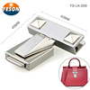 Fashion Bag Accessories Metal Lock For